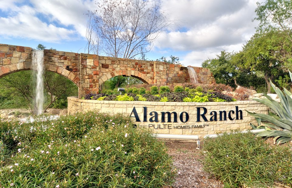 alamo ranch homes san antonio