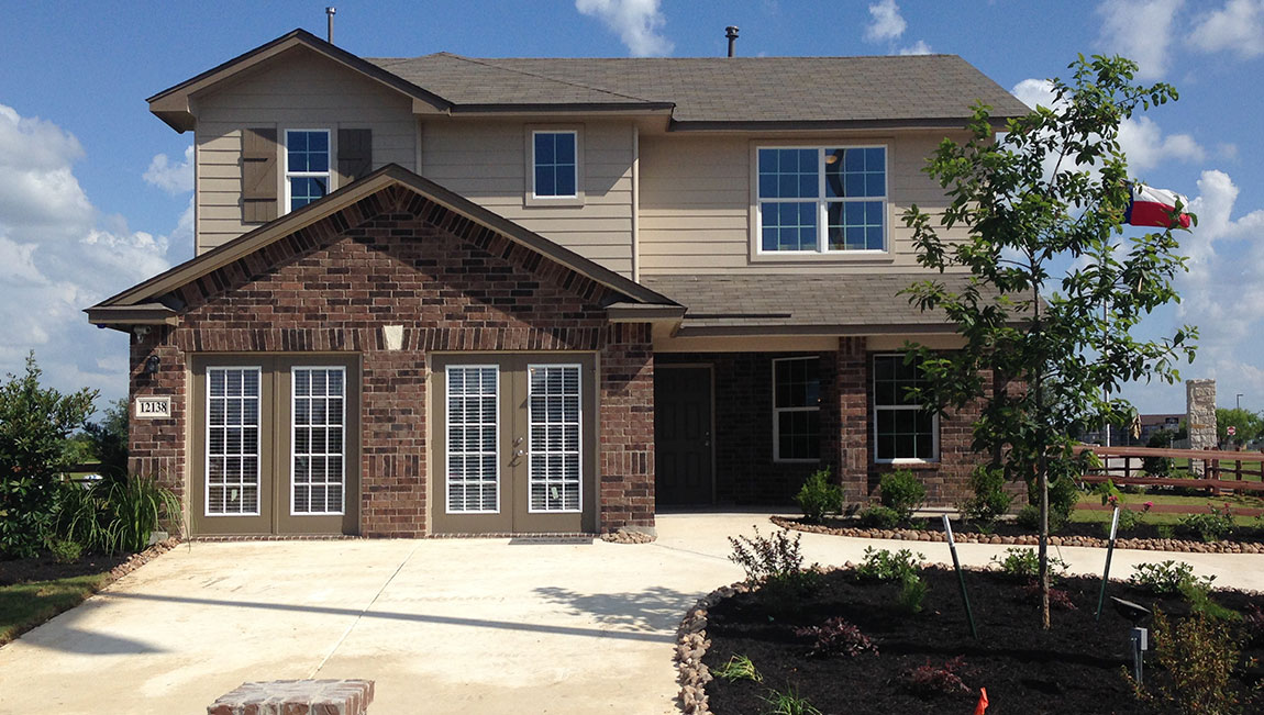 mission del lago express homes san antonio