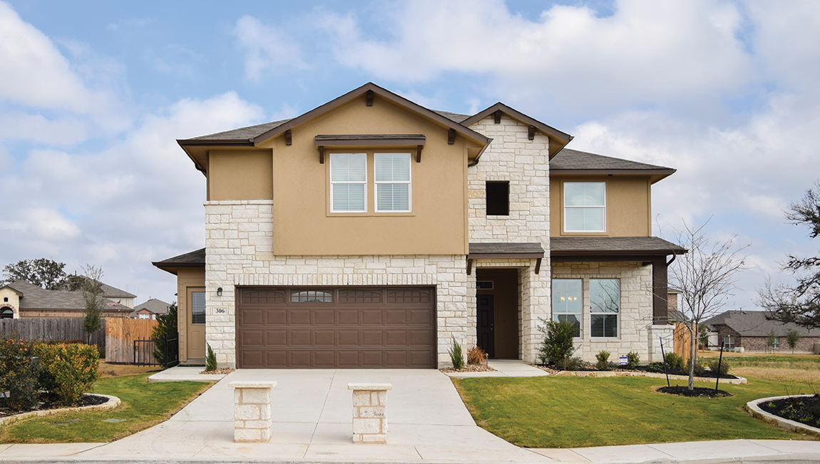 redbird ranch express homes san antonio