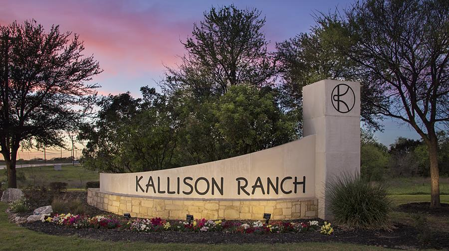 kallison ranch perry homes