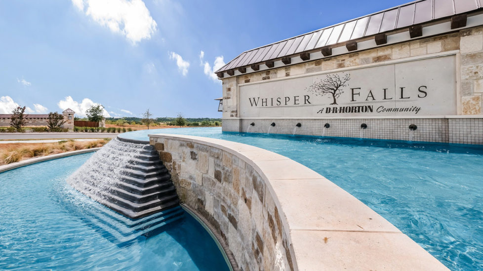 whisper falls express homes