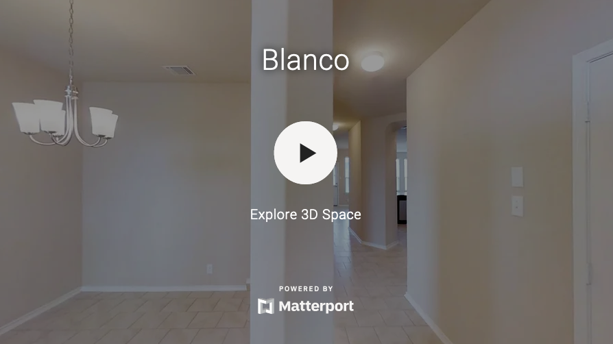 blanco express homes dr horton
