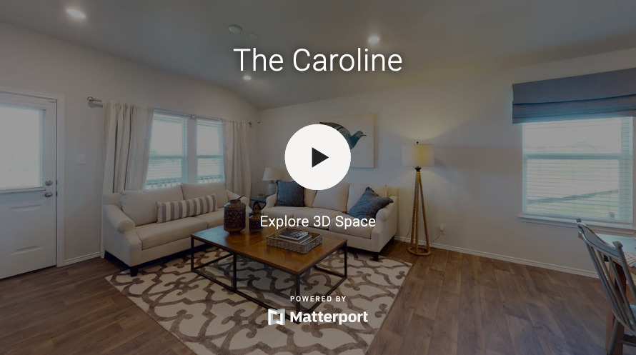 caroline express homes dr horton