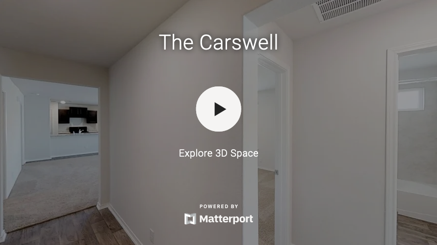 carswell express homes model dr horton