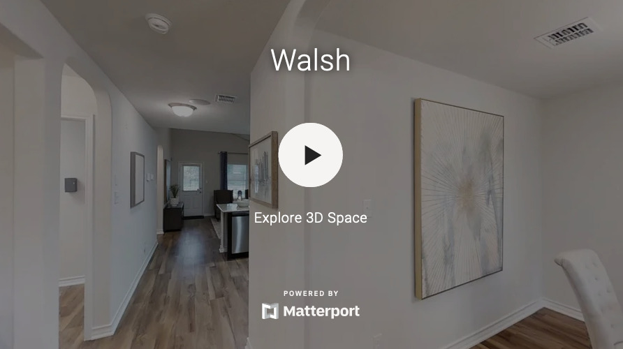 walsh express homes dr horton